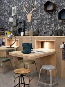 Meuble Avec Table Rabattable : table gain place pliante rabattable accueil design et mobilier ~ Teatrodelosmanantiales.com Idées de Décoration