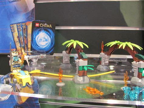 Lego Legends Of Chima Jungle Gates By Purple Pawn