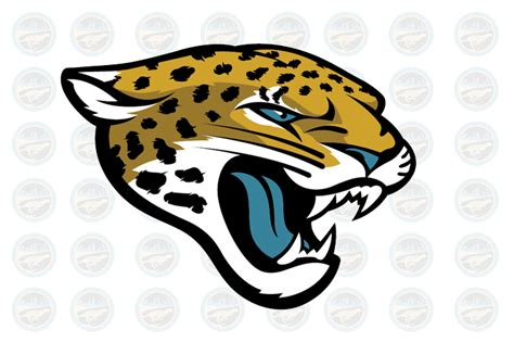 The jaguars compete in the national football. Jaguars new logo released - Big Cat Country