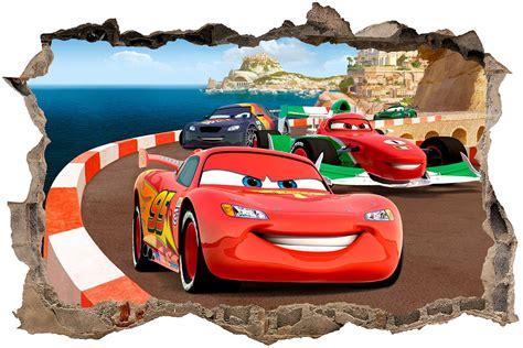 Wandtattoos Kinderzimmer Disney Cars by Wandtattoos Loch Cars Kinder