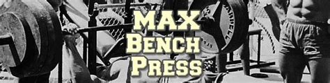 Bench Press Method by How To Bench Press More Weight With Proper Technique