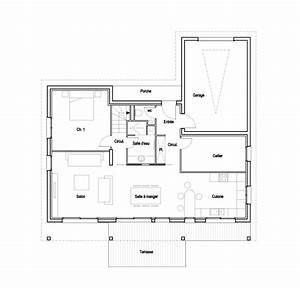 Plan Pour Maison : surfaces shob shon et habitable cas pratique en images votre permis de construire en ligne ~ Melissatoandfro.com Idées de Décoration