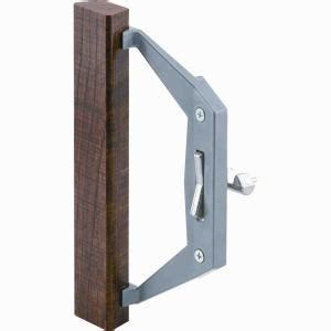 prime line aluminum sliding glass door handle c 1025 the