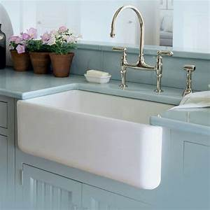 fireclay kitchen sinks fireclay single bowl fireclay With big farm sink