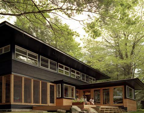 Altius Architecture Inc  Sandy Lake Cottage