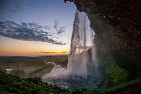 beautiful waterfall landscapes beautiful and scenic waterfall landscape image free stock photo public domain photo cc0 images