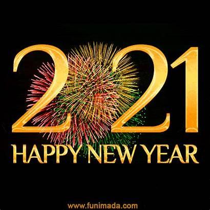 Happy Card Greeting Fireworks Yellow Ny Funimada