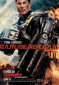 Tom Cruise and Emily Blunt feature on seven new 'Edge of ...