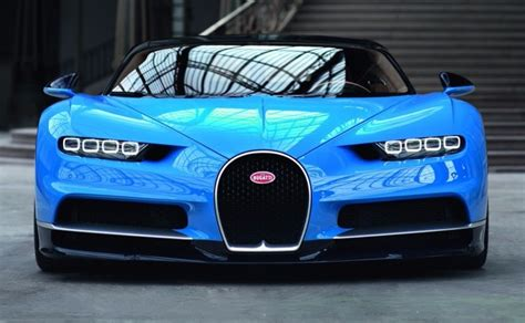 Bugatti engineers admit the chiron will accelerate to 60 mph in less than 2.5 seconds. New York Faced Bugatti Chiron - BestCarMag.com