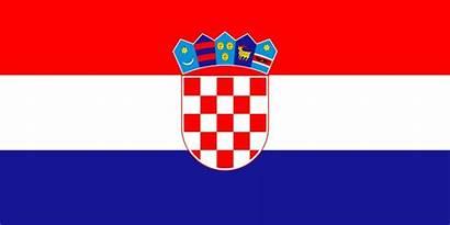 Flagge Kroatien Anmalen