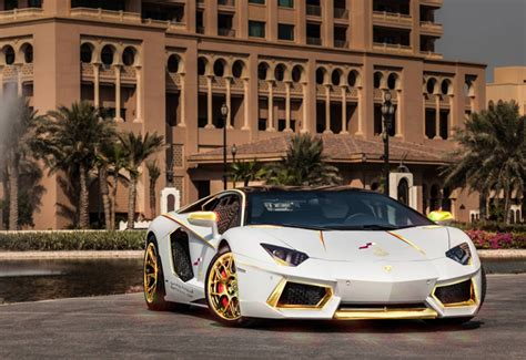 Lamborghini Just Made A One-off Car For Qatar And It's