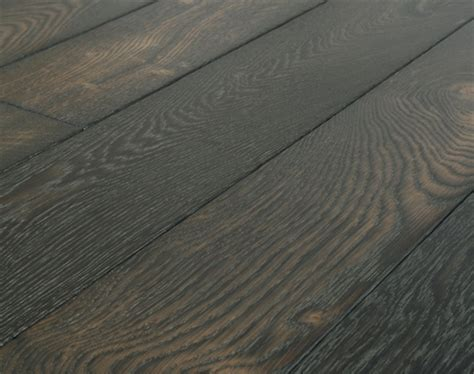 Casablanca Oak Flooring   Brushed & Burned Oak Flooring