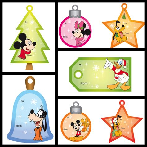 my disney life fun find disney christmas gift tags