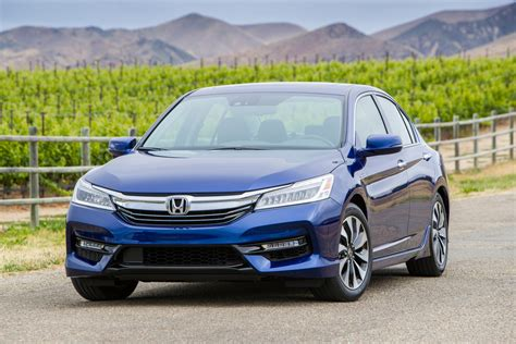 honda unveils  accord hybrid  green car guy