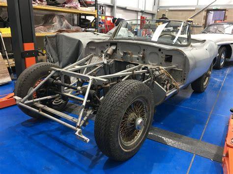More Pictures Of Our E-type Body