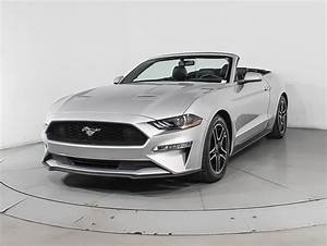 Used 2018 FORD MUSTANG Ecoboost Premium Convertible for sale in HOLLYWOOD, FL | 101339 | Florida ...
