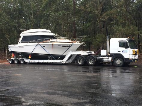 Boat Transport Australia Wide by What We Do