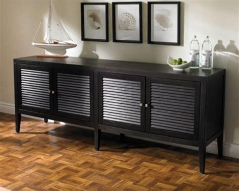 Black Brown Sideboard by Sunpan Sideboard Espresso Brown 73499