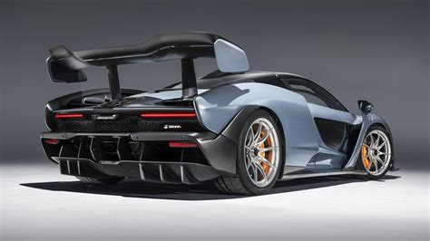 Official The Mclaren Senna Will Do 062mph In 28s  Top Gear