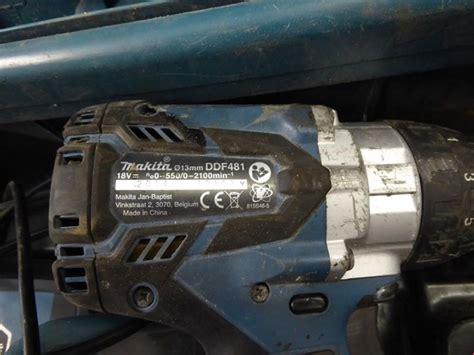 welchen makita akkuschrauber kaufen makita ddf481 akkuschrauber gebraucht kaufen auction premium