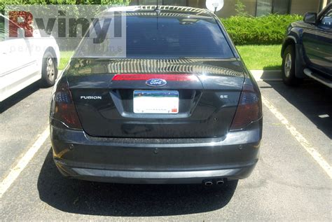 2007 ford fusion tail light this is not a hard plastic kit a hard cover or a