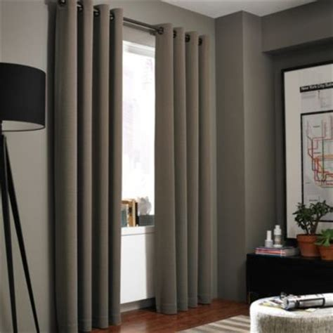 kenneth cole curtains kenneth cole reaction gotham texture lined grommet window
