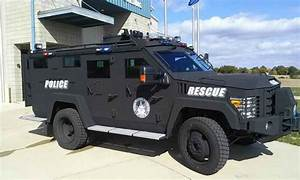New Emergency Operations Vehicle to Replace MRAP on ...