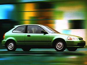 1997 Honda Civic Overview