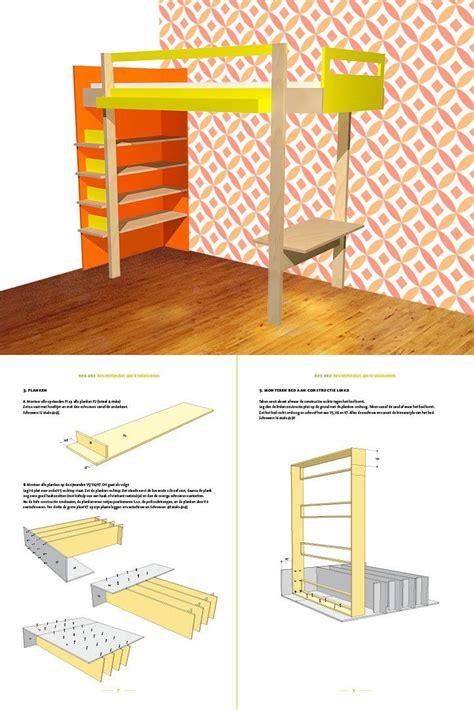 furniture plans    plans  loft  bunk