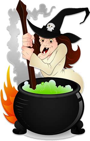 witch clipart graphics animations