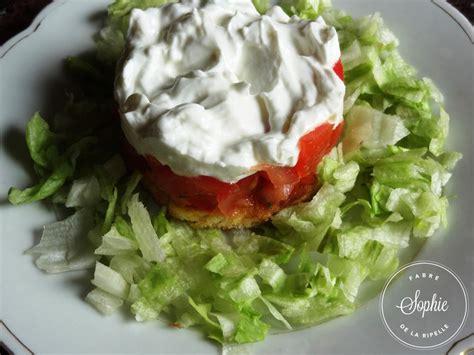 entree cuisine entrée tomate chèvre la tendresse en cuisine