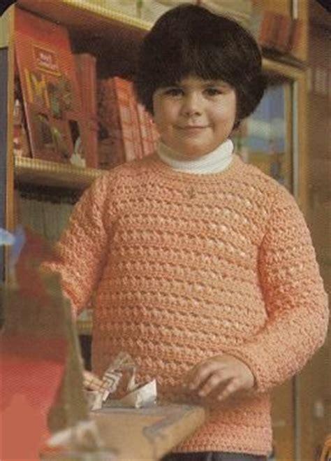 crochet childrens sweater patterns  crochet patterns