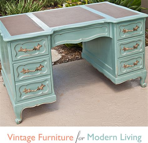 shabby chic home office furniture vintage french provincial shabby chic desk desks and hutches other metro by vintage
