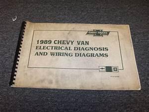 1989 Chevy G10 G20 G30 G