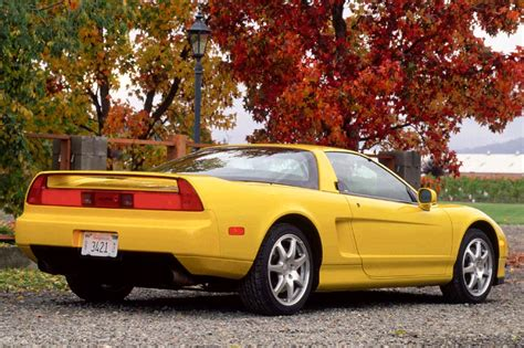 96 Acura Nsx by 1991 05 Acura Nsx Consumer Guide Auto