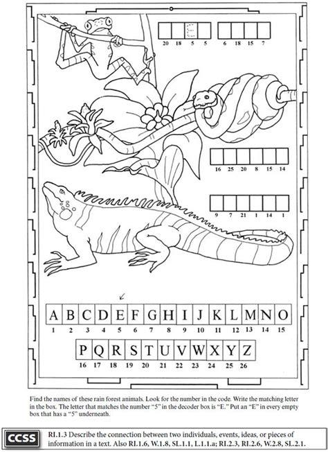 forest monkeys preschool worksheet best free