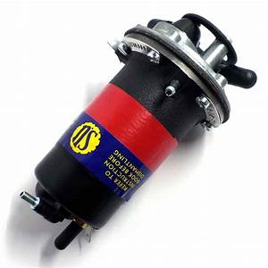 Fuel Pump  Solid State Electric  Positive Ground  Auf214ep