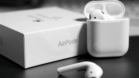 airpods unboxing and review