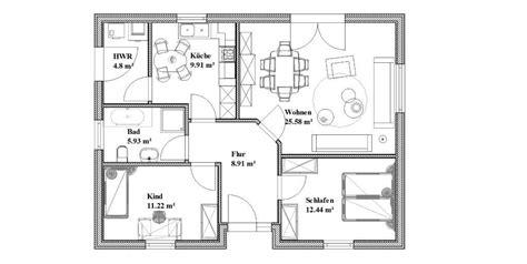 Moderne Häuser Und Grundrisse by Haus Ebenerdig Grundriss