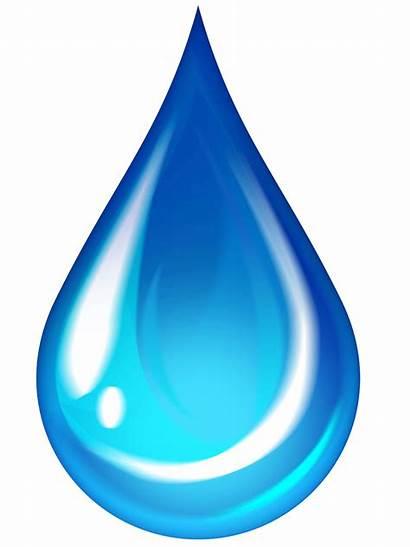Water Drop Clipart Transparent Pumps Symbol Sharp