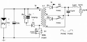 Principal Schematic Of Dcm Flyback Micro