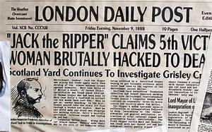 ADOLF HITLER and JACK the RIPPER: One Survives History ...