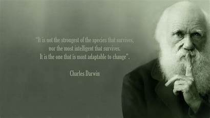 Darwin Charles Quotes Change Selection Natural Morality