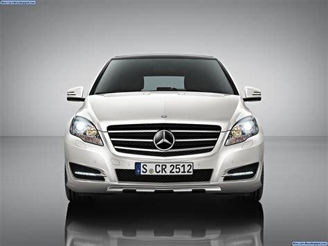 Mercedes B Class Modification by Mercedes R Class 2011