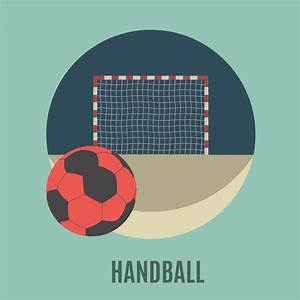Detailed Measurements And Dimensions Of A Handball Court