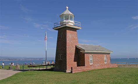 Santa Cruz Lighthouse, California At Lighthousefriendscom
