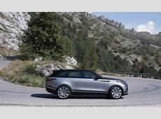LAND ROVER Range Rover Velar specs 2017, 2018
