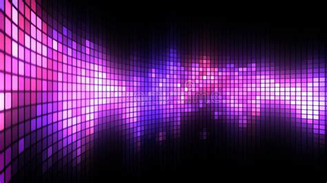magenta led lights wall background stock illustration illustration of background