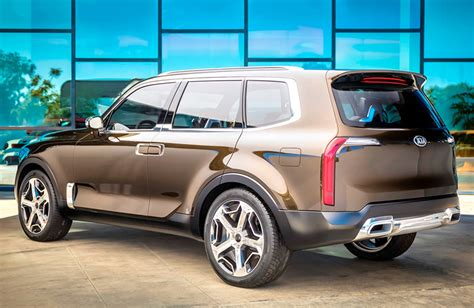 How Much Is The 2020 Kia Telluride by How Much Cargo Space Is In The 2020 Kia Telluride Kia