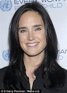 jennifer connelly blonde hair jennifer connelly i hesitated cutting my hair for 15